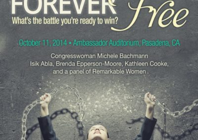 "Ascend Women's Conference ""Forever Free"""