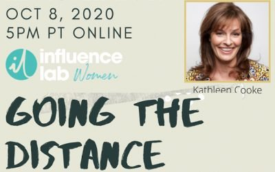 Influence Lab Women's ONLINEWebinar: Going The Distance
