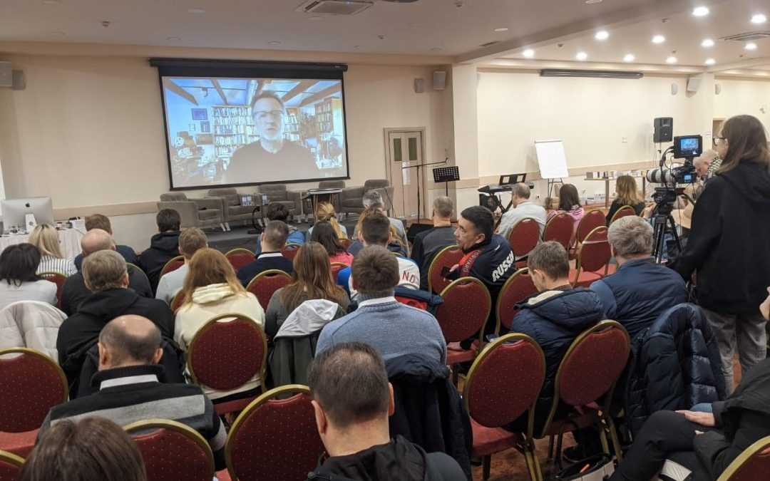 Training Session Aids Russian Pastors Under Lockdown